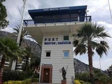 Kontrolltornet i  Port Gavaron