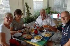 I Bad Bevesen äter vi grekiskt