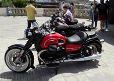 Moto Guzzi - bikemöte