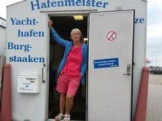 Sista tyska hamnkontoret