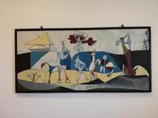 Picasso-målning