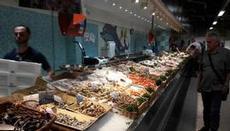 Fiskmarknad i Avignon