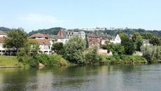 Luxemburg vid Mosel
