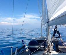 Det blå havet