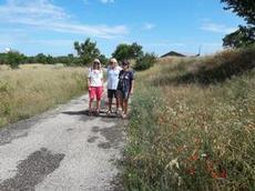 En promenad till Laudin