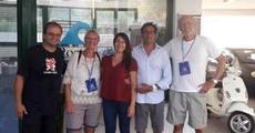 Personalen i Portdellegrazie i Rocella Ionica har en given plats i våra hjärtan