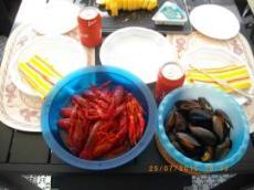 musslor & kräftor från IKEA