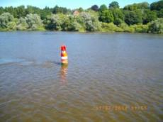 Strömt på Elbe