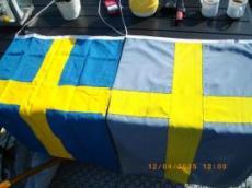 dax att byta flagga