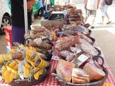 Marknad i Gruissan 1
