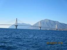 Den vackra bron är passerad