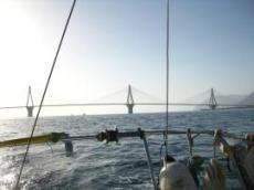 Rion-Antirionbron, världens längsta hängbro