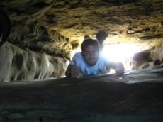 Grottforskning