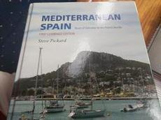 Pilot-hamnboken för Spanska kusten i Medelhavet