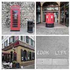 Lika engelsk i Gibraltar som i England