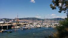Vår nya hemmahamn i Vigo