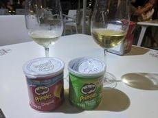 Kvällens middag i Chipiona