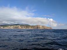 Vi passerade Cabo da Roca på väg till Cscais