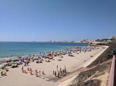 Stranden Sankta Maria i Cadiz