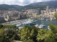 Monacos hamn