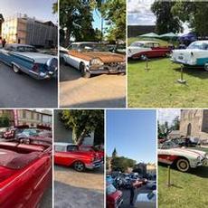 Häftiga bilar