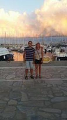 En dag på Sardinien