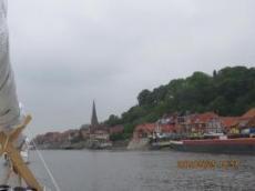Här lämnar vi Lauenburg