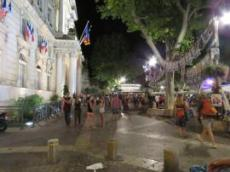 Artfestival i Avignon