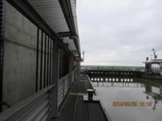 På väg uppåt - 38 meter