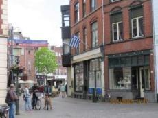 Grekisk Flagga i Venlo