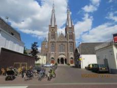 Kyrkan i Cuijks centrum