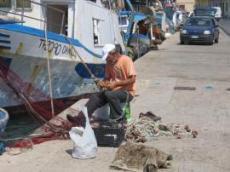 Fiskare i Trapani