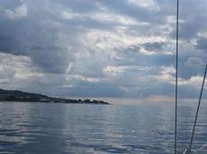Italiens sydligaste spets porto salvo