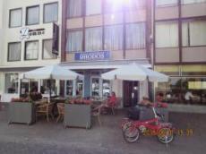 Trevlig grekisk restaurang - Rhodos