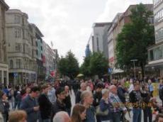 Folkliv i Hannover