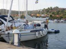 Ofelia i hamnen av Ottiolu