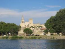 Avignon, en väldigt vacker stad