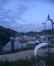 Marina i Launenburg